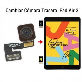 Cambiar Cámara Trasera iPad Air 3