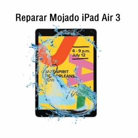 Reparar Mojado iPad Air 3