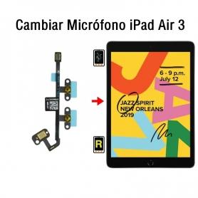 Cambiar Micrófono iPad Air 3