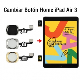 Cambiar Botón Home iPad Air 3