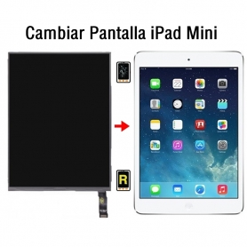 Cambiar Pantalla iPad Mini