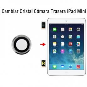 Cambiar Cristal Cámara Trasera iPad Mini