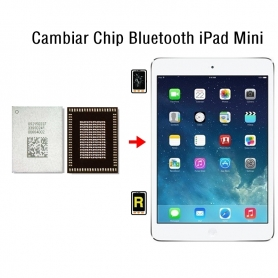Cambiar Chip Bluetooth iPad Mini