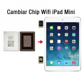 Cambiar Chip Wifi iPad Mini