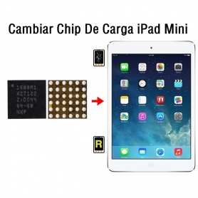 Cambiar Chip De Carga iPad Mini