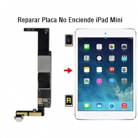 Reparar Placa No Enciende iPad Mini