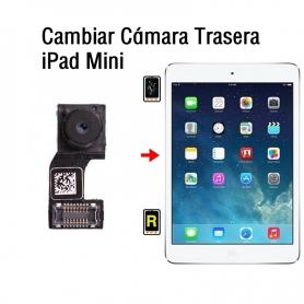 Cambiar Cámara Trasera iPad Mini