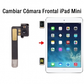 Cambiar Cámara Frontal iPad Mini