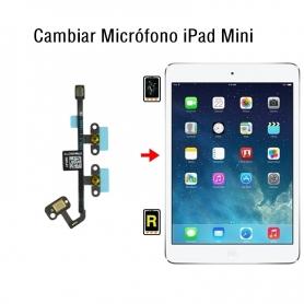 Cambiar Micrófono iPad Mini