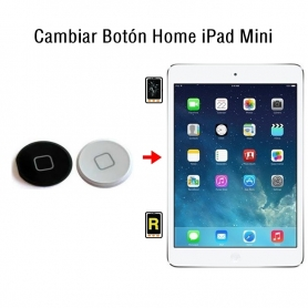 Cambiar Botón Home iPad Mini