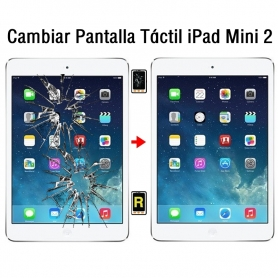 Cambiar Pantalla Táctil iPad Mini 2