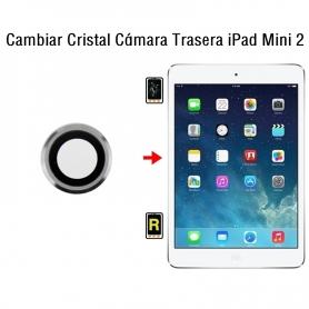 Cambiar Cristal Cámara Trasera iPad Mini 2