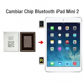 Cambiar Chip Bluetooth iPad Mini 2