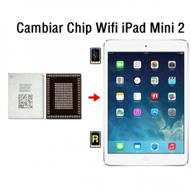 Cambiar Chip Wifi iPad Mini 2