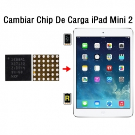 Cambiar Chip De Carga iPad Mini 2