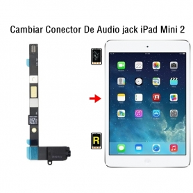 Cambiar Conector De Audio jack iPad Mini 2