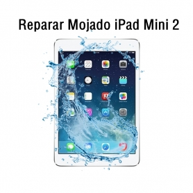 Reparar Mojado iPad Mini 2