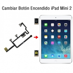 Cambiar Botón Encendido iPad Mini 2