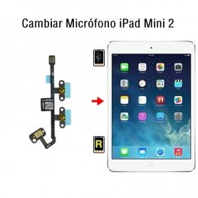Cambiar Micrófono iPad Mini 2