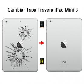 Cambiar Tapa Trasera iPad Mini 3