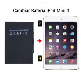 Cambiar Batería iPad Mini 3