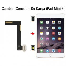 Cambiar Conector De Carga iPad Mini 3