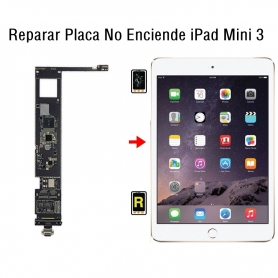 Reparar Placa No Enciende iPad Mini 3