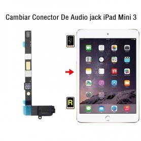 Cambiar Conector De Audio jack iPad Mini 3