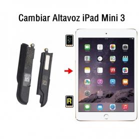 Cambiar Altavoz iPad Mini 3