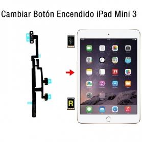 Cambiar Botón Encendido iPad Mini 3