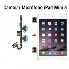 Cambiar Micrófono iPad Mini 3
