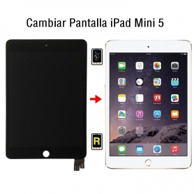 Cambiar Pantalla iPad Mini 5