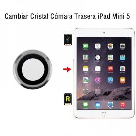 Cambiar Cristal Cámara Trasera iPad Mini 5