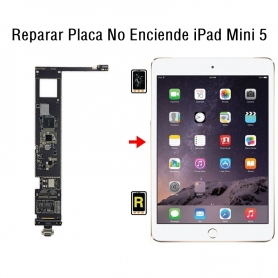 Reparar Placa No Enciende iPad Mini 5