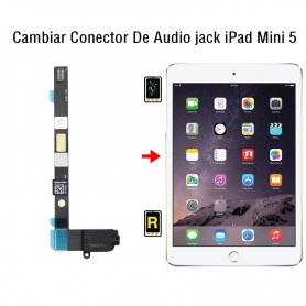 Cambiar Conector De Audio jack iPad Mini 5