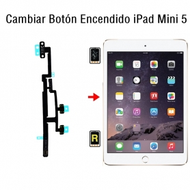 Cambiar Botón Encendido iPad Mini 5