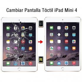Cambiar Pantalla Táctil iPad Mini 4