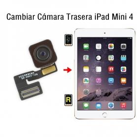 Cambiar Cámara Trasera iPad Mini 4