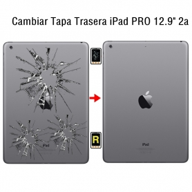 Cambiar Tapa Trasera iPad Pro 12.9 2nd Gen