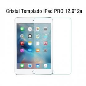 Cristal Templado iPad Pro 12.9 2nd Gen