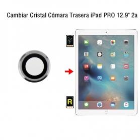 Cambiar Cristal Cámara Trasera iPad Pro 12.9 2nd Gen