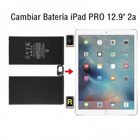 Cambiar Batería iPad Pro 12.9 2nd Gen