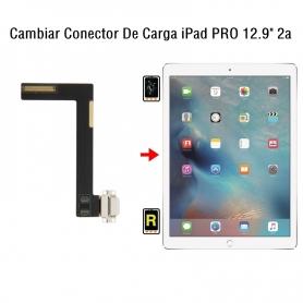 Cambiar Conector De Carga iPad Pro 12.9 2nd Gen