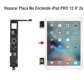 Reparar Placa No Enciende iPad Pro 12.9 2nd Gen