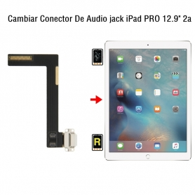 Cambiar Conector De Audio jack iPad Pro 12.9 2nd Gen