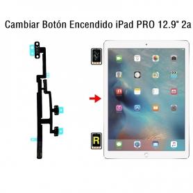 Cambiar Botón Encendido iPad Pro 12.9 2nd Gen