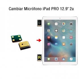 Cambiar Micrófono iPad Pro 12.9 2nd Gen