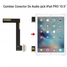 Cambiar Conector De Audio jack iPad Pro 10.5