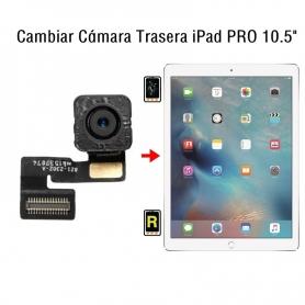 Cambiar Cámara Trasera iPad Pro 10.5