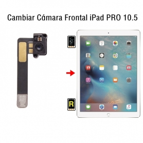 Cambiar Cámara Frontal iPad Pro 10.5